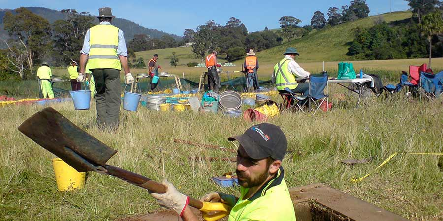 services | NSW Archaeology